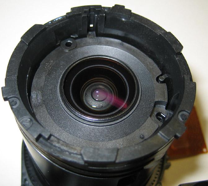 Canon объектив ремонт своими руками фото